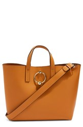 Topshop Seline Tote Bag Orange
