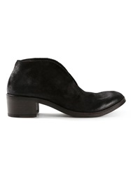 Marsell Marsell Low Booties Black