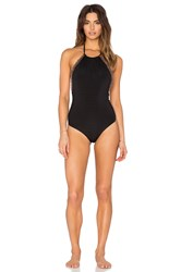 Beach Riot X Luv Aj Stella One Piece Black