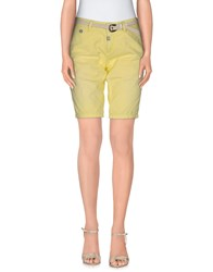 Timezone Bermudas Light Yellow