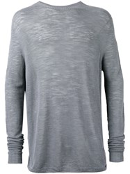 Onebyme Seamless Jumper Grey