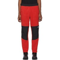The North Face Red And Black 95 Retro Denali Lounge Pants