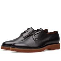 Dries Van Noten Micro Sole Derby Shoe Black