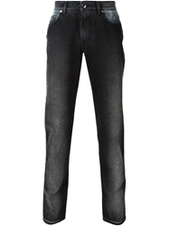 Etro Slim Fit Jeans Grey