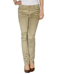 Koo J Casual Pants Military Green