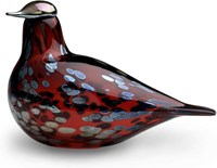 Iittala Toikka Ruby Red Bird