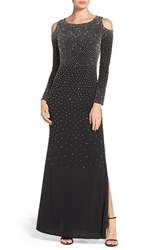 Xscape Evenings Women's Embellished Stretch Gown