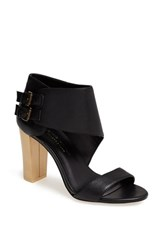 Women's Sole Society By Julianne Hough 'Tamia' Leather Sandal 3 1 2' Heel