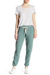 Candc California Kelly Slouch Sweatpant Green