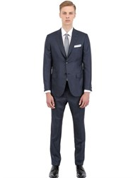 Brioni Wool And Silk Blend Suit