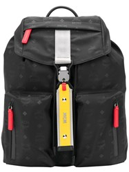 Mcm Resnick Backpack Black