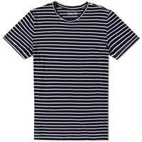 Save Khaki Marine Stripe Tee Blue
