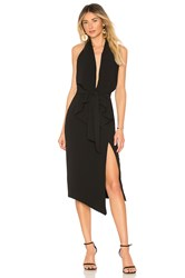 Misha Collection Lorena Dress Black