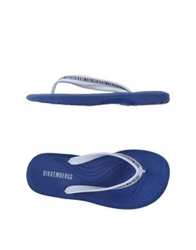 Bikkembergs Thong Sandals Black