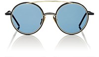 Thom Browne Men's Tb 108 Sunglasses Navy