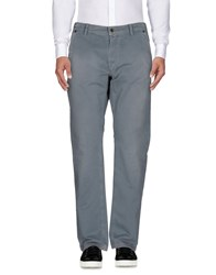 Jaggy Casual Pants Grey