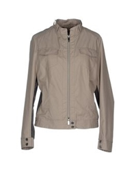 Caractere Jackets Grey