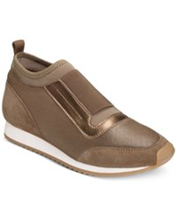Aerosoles Pantheon Sneakers Women's Shoes Taupe Combo