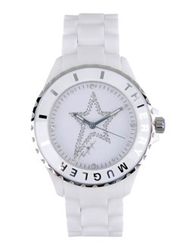 Thierry Mugler Wrist Watches White