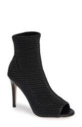 Bcbgmaxazria Bcbg Jane Bootie Black Faux Leather