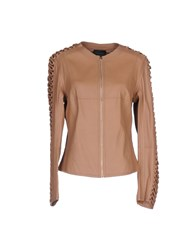 Hotel Particulier Jackets Camel