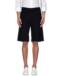 Paul And Shark Trousers Bermuda Shorts Men Dark Blue