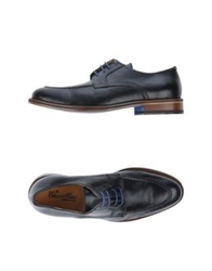 Cavallini Lace Up Shoes Black