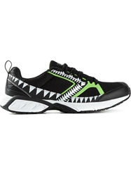 Volta 'Terra Decor' Sneakers Black