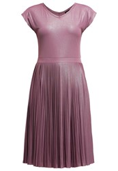 Taifun Cocktail Dress Party Dress Lavender Purple