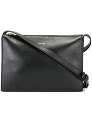 Paul Smith Zip Crossbody Bag Black