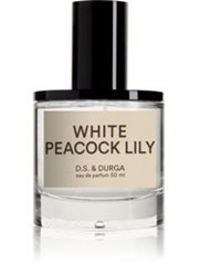 D.S. And Durga White Peacock Lily Edp Colorless