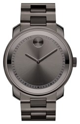 Movado 'Bold' Bracelet Watch 43Mm