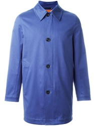 Paul Smith Zip Button Coat Pink Purple