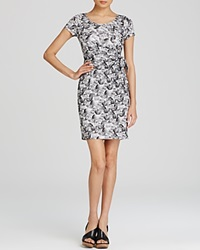 Nydj Veronica Candy Drop Faux Wrap Dress