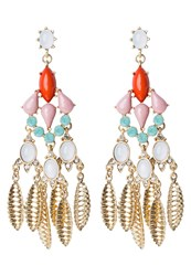 Banana Republic Blooming Buds Earrings Multi Multicoloured