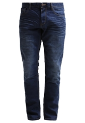 Tom Tailor Troy Slim Fit Jeans Dark Stone Wash Denim Dark Gray
