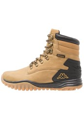 Kappa Farum Walking Boots Beige Black
