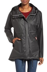 Hunter Women's 'Original Smock' Hooded Drawstring Waterproof Jacket