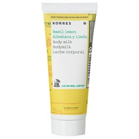 Korres Basil Lemon Body Milk 40Ml