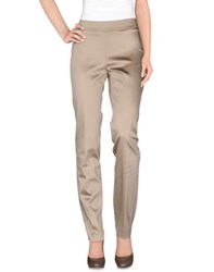 Diana Gallesi Trousers Casual Trousers Women Khaki