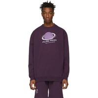 Filling Pieces Purple Planet Concord Sweatshirt