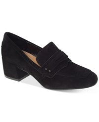 Chinese Laundry Marilyn Loafer Pumps Women's Shoes Black