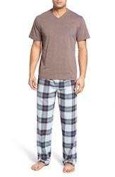 Majestic International Men's T Shirt And Lounge Pants