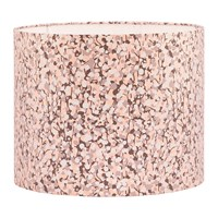 Clarissa Hulse Garland Lamp Shade Oyster Smoke Grey Silver Pink