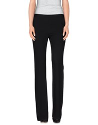 Fabrizio Lenzi Trousers Casual Trousers Women Black