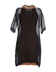 .Tessa Dresses Short Dresses Women Black