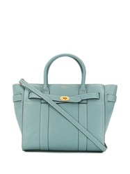 Mulberry Bayswater Tote Green