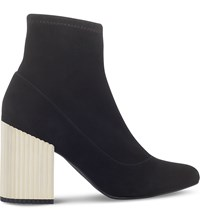 Senso Sarina Ii Stretch Suede Ankle Boots Black