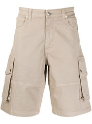 Zadig And Voltaire Side Pocket Cargo Shorts 60