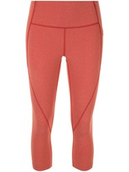 Lndr Compression Leggings Red